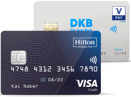 Landingpage Hilton Honors Credit Card